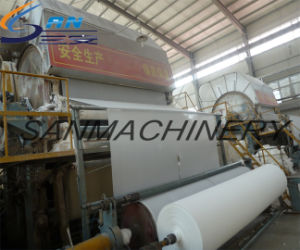 Automatic Toilet Paper Machine Facial Tissue Paper Machinery pictures & photos