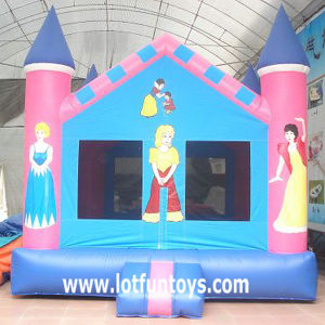 Kid′s Inflatable Toy Bouncy Jumping Castle, Bouncer House Game