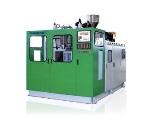 Double Work Station Auto Blow Molding Machine pictures & photos
