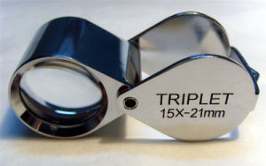 Jewel Loupe 15X 21mm pictures & photos
