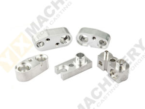 CNC Machining Machined Compressor Parts pictures & photos