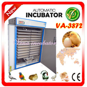 Industrial Chicken Incubator for Poultry Eggs Hatching Incubator Va-3872 pictures & photos
