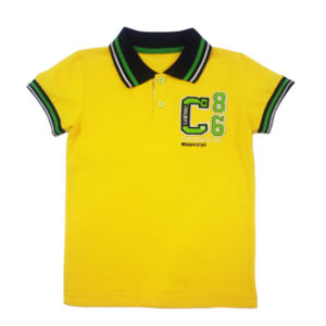 Wholesale Boy Polo Shirt for Children′s Wear (PS004) pictures & photos