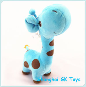 Blue Giraffe Plush Toys Plush Giraffe pictures & photos