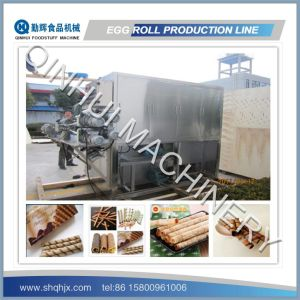 Egg Roll Wafer Machine pictures & photos