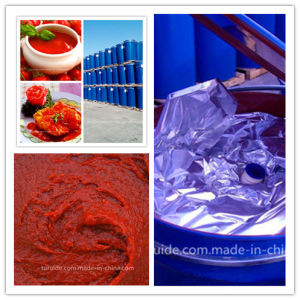 36%-38% Brix Cold / Hot Break Drummed Tomato Paste/ Ketchup