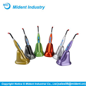Economic Rainbow Smart Dental LED Curing Light pictures & photos