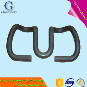 Sheet Metal Pipe Bending Fabrication with High Quality