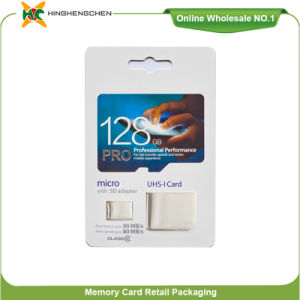 Bulk Items 128GB Micro SD Card Class 10 Memory Card for Samsung PRO with SD Adapter Package Box with Logo pictures & photos