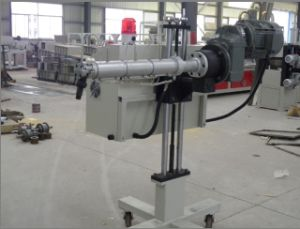 WPC Co-Extrusion Machine pictures & photos