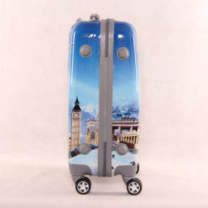 """Fashion and Light Weight Luggages Trolley Case---20""""24""""28"""" pictures & photos"""