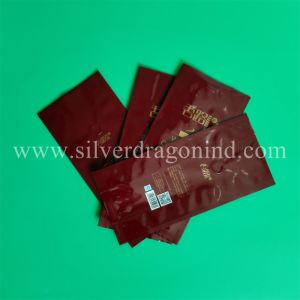 250 Grams Middle-Sealed Coffee Bag pictures & photos