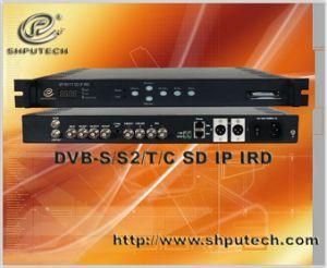 SD IRD (DVB-S/S2/T/C SD IRD) (SP-R5111)