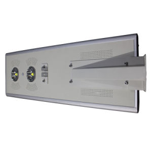 Factory Directly Supply 3 Years Warranty Ce RoHS IP65 50W 60W 70W 80W High Powered LED Solar Street Light/Outdoor Motion Sensor Light pictures & photos