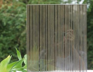 Toughened Wire Glass Fabric Glass with Direct Factory Price pictures & photos