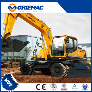 Brand New Excavator Hyundai R210W-9 Excavator Long Reach for Sale pictures & photos