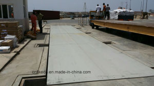 Installation 3X18m 80ton in Verde Cape pictures & photos