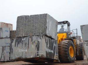 Cat Block Handler Forklift Loader pictures & photos