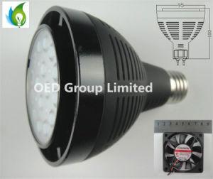 45W E27 PAR30 LED Spot Light with Osram LED Chip and AC85V~265V pictures & photos