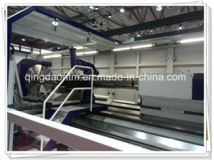 High Stable Quality CNC Lathe with Grinding Function for Cylinders (CG61160) pictures & photos