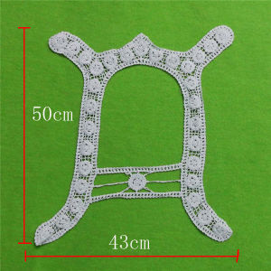 Hot Sale Factory Embroidery Lace Collar (cn128) pictures & photos
