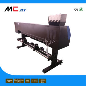 90 Inch Eco Solvent Flatbed Inkjet Printing Machine with Epson TX800 for Canvas pictures & photos