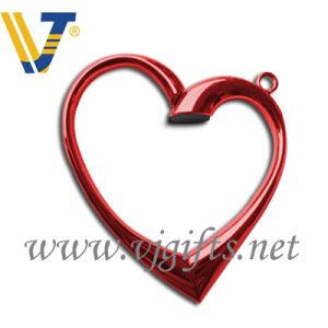 2014 New Style Heart Bag Hanger