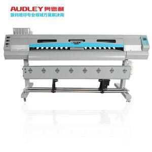 Audley 6 Color Digital Flex Banner Printing Machine S3000-X5 pictures & photos