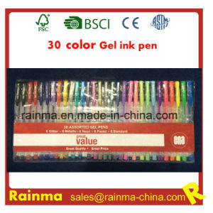 30 Colors Gel Ink Pen pictures & photos