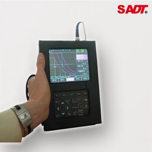 Portable Digital Ultrasonic Flaw Detector Sud20 pictures & photos