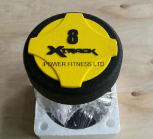 Xtrack Urethane Solid Color Dumbbell