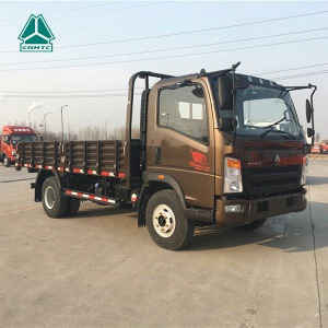 Euro 4 Right Hand Drive Small Cargo Truck pictures & photos