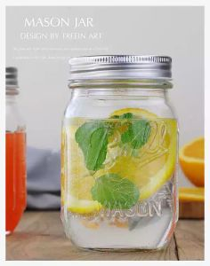 Preseving Glass Jar/Mason Jar/Glass Container/Glass Jam Jar/Food Jar/Spice Jar pictures & photos