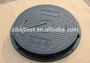 Fiber Reinforce Plastic Manhole Cover Made in China pictures & photos