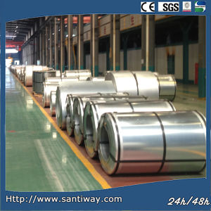 """Galvanized Surface Treatment Prepainted Galvanized Steel Coil pictures & photos"