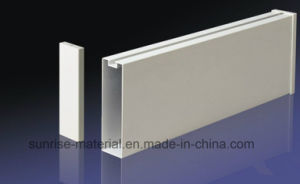 Aluminium Profile for Square Pipe pictures & photos