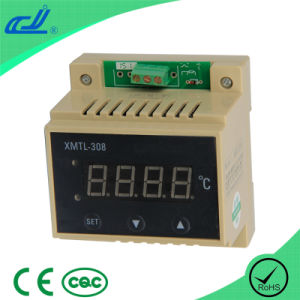Temperature Controller with 35mm DIN Guide Rail Installation (XMTL-308) pictures & photos