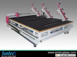 Advanced Automatic Multifunctional Glass Cutting Machine pictures & photos
