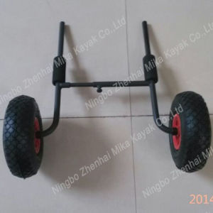 Easy Multi-Functional Aluminum Kayak Trolley Carrier Cart pictures & photos