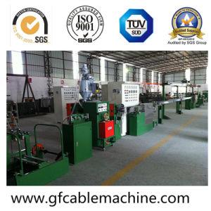 PVC/PE Plastic Power Cable Sheath Extruder Extrusion Production Line pictures & photos
