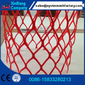Supply High Quality Orange Plastic Poultry Netting