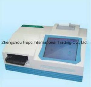"7.5"" Touch Screen Large Capacity Lab Elisa Reader pictures & photos"