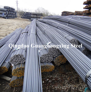 BS 4449 460b, Steel Deformed Rebars