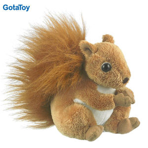 Customized Quality Plush Squirrel Stuffed Soft Animal Toys pictures & photos