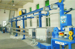 Electronic Cable Wire Extrusion Line Cable Machine pictures & photos