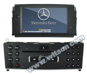 Auto DVD GPS for MERCEDES-BENZ C200 with 3G Function (W2-D9813E) pictures & photos