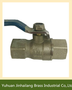 High Quality Low Price Manual Forged Brass Ball Valve for Water Oil and Gas