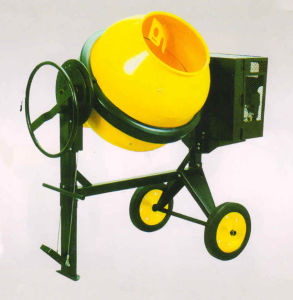 Professional Electric Concrete Mixer pictures & photos