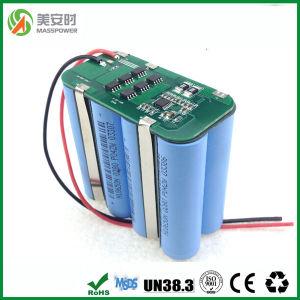 8 Cells 14.8V 4000mAh Battery