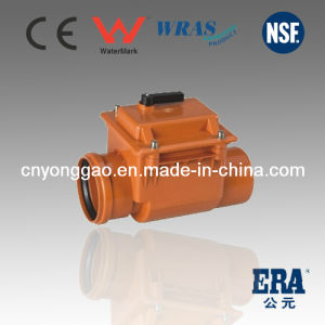 Drainage Non-Return Valve (PVC Pipe Fitting for Drainage) pictures & photos